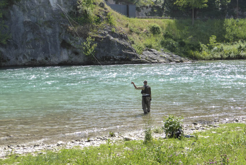 neretva fly fishing rafting